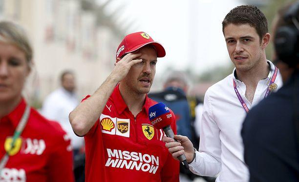 Sebastian Vettelin startti kauteen on ollut erittäin vaikea.