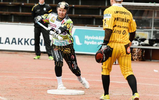 Juha Korhonen on jälleen Tahkon mies.