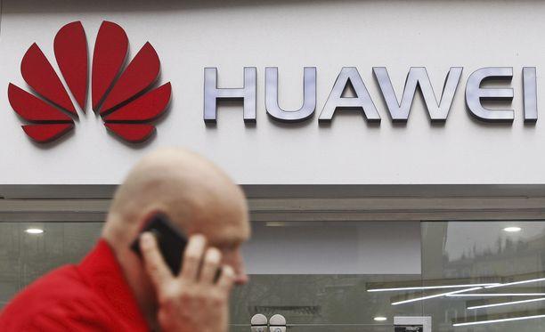 Yhdysvallat on huolestunut kiinalaislaitteiden käytöstä.