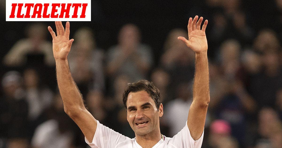 Roger Federerin vaarassa menettää ennätyksensä – ei pysty puolustamaan menestystään Australian avoimissa