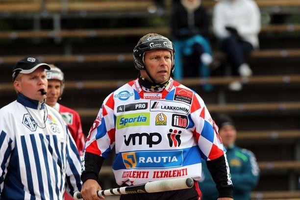 Sami Joukainen niitti mainetta lyöjäjokerina.