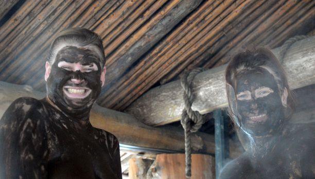 Saunamatkailussa turisteille halutaan tarjoa elämyksiä.