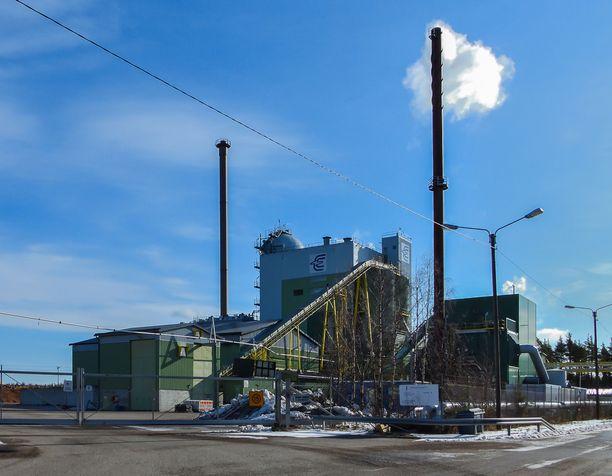 Kokkolan Energiaverkot teki hienon eleen koronakriisin takia.