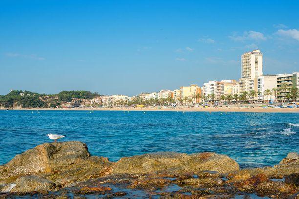 Suosittu Lloret de Marin lomakohde sijaitsee Kataloniassa noin 75 kilometrin päässä Barcelonasta.