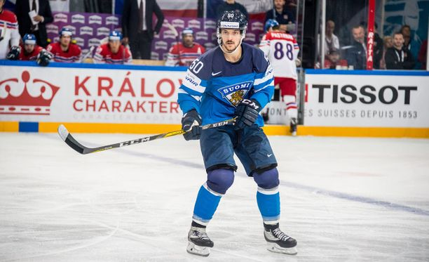 Juhamatti Aaltonen halusi mukaan MM-kisoihin.