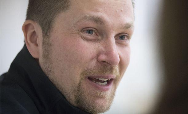 Manse PP:n puheenjohtajalla Juha Antikaisella on ollut hymy herkessä viime päivinä.
