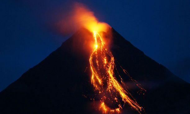 Mayon purkautui viimeksi vuonna 2006.