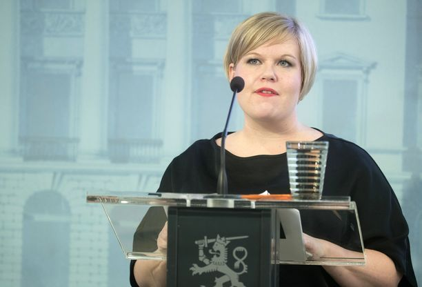 Annika Saarikon mukaan urheiluväen on ratkaistava, mikä on kaikkein tärkeintä.