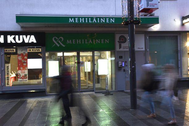 Siikalatvan kunta perustaa terveyskeskuksen etäpisteen keskelle Oulua Mehiläiseen. Yritys aikoo markkinoida sitä myös oululaisille.