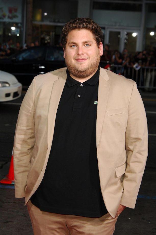 Tältä Hill näytti vuonna 2009. Tuolloin mieheltä ilmestyi esimerkiksi Funny People -elokuva.