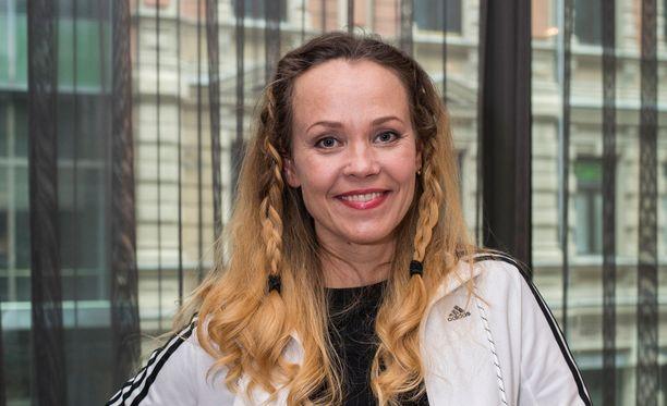Anu Palevaaralla on ollut kuuluisa opiskelukaveri, itse Victoria Beckham.