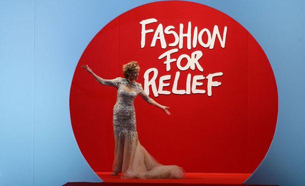 Jane Fonda oli näytöksen kiistaton tähti.