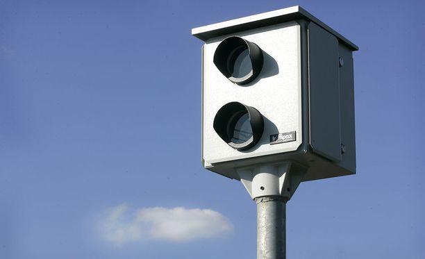 Tuusulan uudet nopeusvalvontakamerat eivät olleet vielä käytössä.