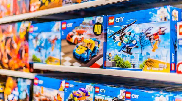 Legoihin erikoistuneet varkaat toimivat kansainvälisesti.