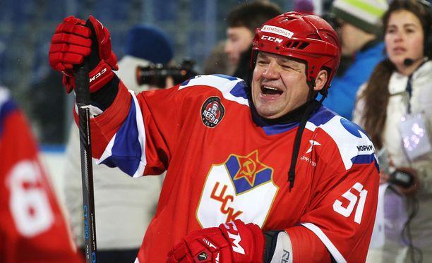 Andrei Kovalenko hakkasi tuomarin sairaalakuntoon.