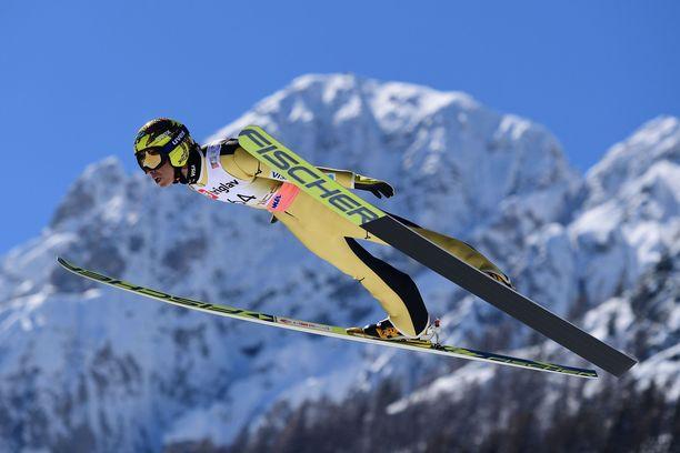 Kasai aikoo hypätä vielä seuraavissakin talviolympialaisissa 2022.