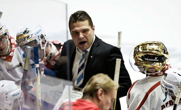 Onnistuuko Tomek Valtosen Sport kairaamaan Kuopiosta ensimmäisen voiton sitten vuoden 2003.
