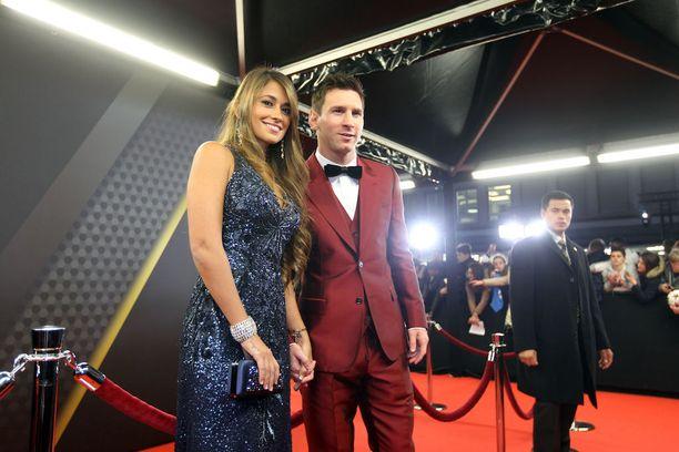 Leo Messi ja Antonello Rocuzzo ovat tunteneet toisensa käytännössä koko ikänsä.