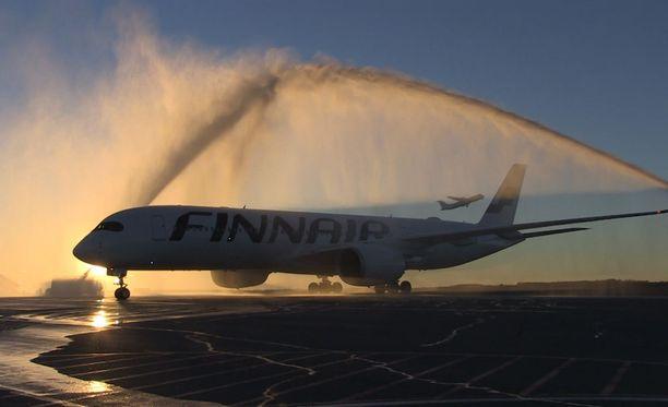 Uudet Airbus A350 -koneet syöttävät aiempaa enemmän matkustajia Aasiasta Euroopan reiteille.