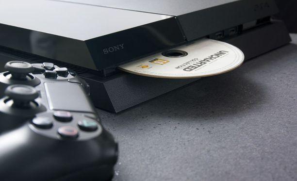 Sony on yksi varoitetuista yrityksistä. Kuvituskuva.