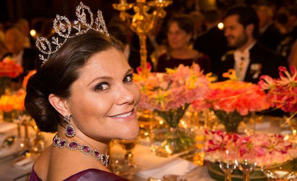 Kruununprinsessa Victoria nähdään paikan päällä, samoin muu kuninkaallinen perhe.