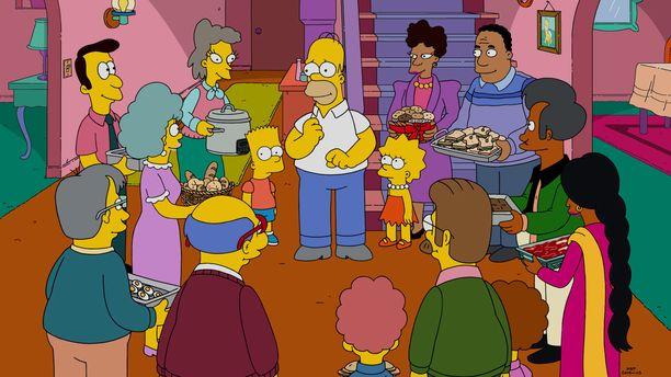 Simpsonit ovat pyörineet Yhdysvaltojen televisiossa vuodesta 1989 asti.