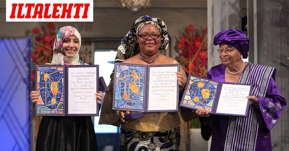 Missä Nobelin Rauhanpalkinto Jaetaan