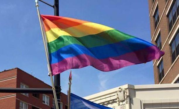 Gay pride on maailmanlaajuinen liike, joka puolustaa seksuaali- ja sukupuolivähemmistöjen yhtäläisten oikeuksien ja etujen puolesta tehtyä työtä.