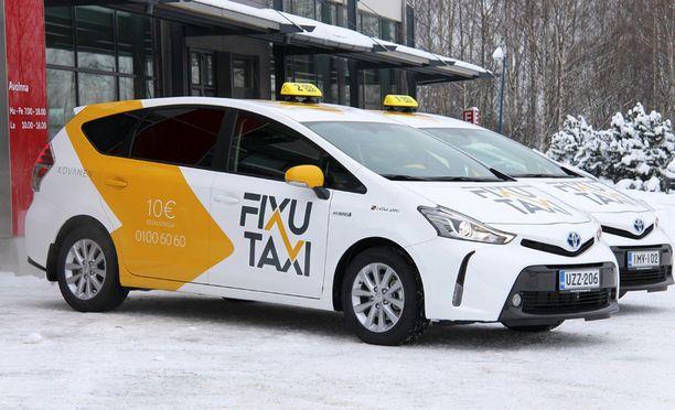 Fixu Taxi aloittaa toimintansa kesällä.