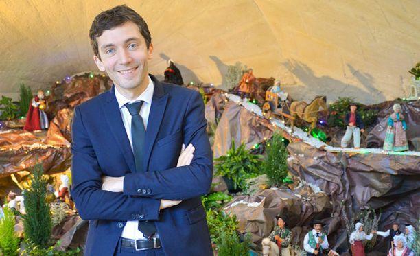 Beaucairea johtaa Kansallisen rintaman jäsen Julien Sanchez.