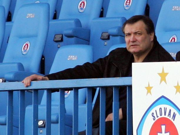 Darius Rusnak luopui Slovakian jääkiekkoliiton puheenjohtajakilvasta juuri ennen äänestystä.