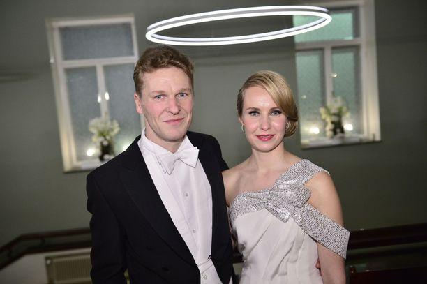 Toni ja Heidi Niemisellä on kaksi yhteistä lasta, Topias ja Elsa.