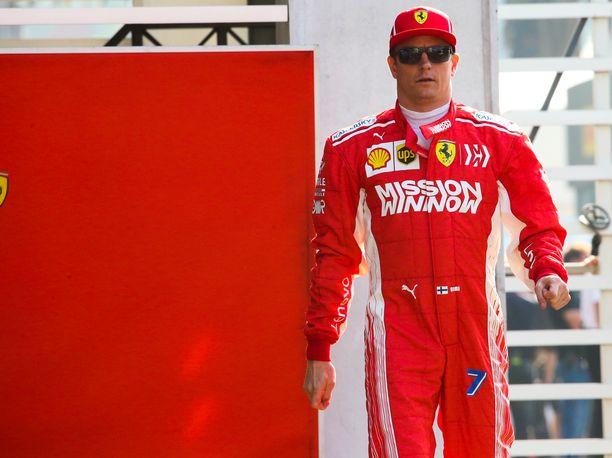 Kimi Räikkönen ajoi Meksikon GP:ssä maksimaalisen tuloksen ja toi Ferrarille tärkeitä MM-pisteitä.