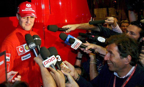 Michael Schumacherin vilunkipeli aika-ajoissa pudotti hänet lähtöruudukon viimeiseksi.
