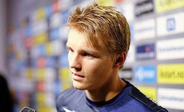 Martin Ødegaardin seuraksi on valikoitumassa Real Madrid.