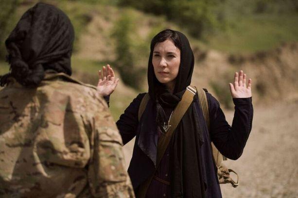 Game of Thrones -sarjassakin näytellyt Sibel Kekilli nähdään Bulletsissa vaarallisen rikollisen roolissa.