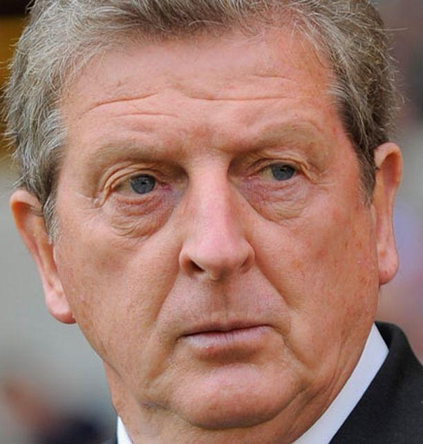 Roy Hodgson valmensi Suomen maajoukkuetta vuodet 2006–07.