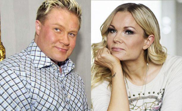 Petteri Jussila ja Susanna Tanni kasvoivat yrittäjäperheessä.