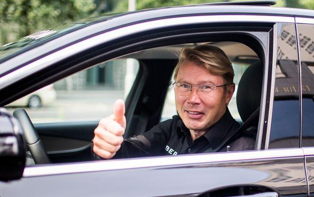 Mika Häkkinen tekee paluun kilparadoille.