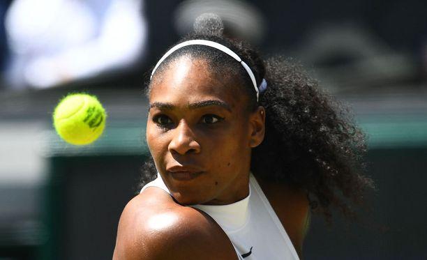 Serena Williams sai puheilleen uskomattoman reaktion BBC:ltä.