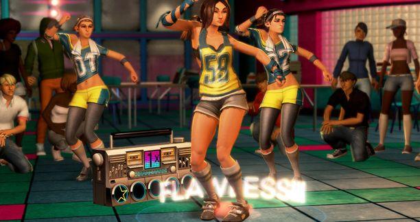 Jalka nousee koreasti Xboxin uutuudessa.