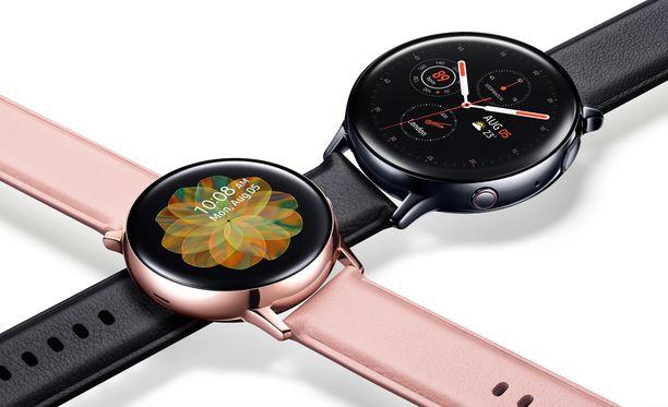 Galaxy Watch Active2:n myynti alkaa syksyllä.
