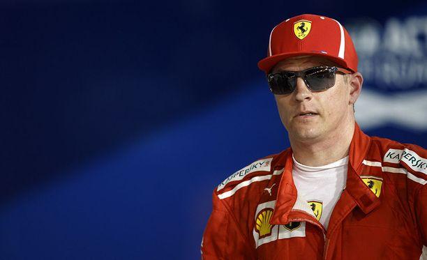 Kimi Räikkönen teki häntä ahdistelusta syyttävästä naisesta rikosilmoituksen maanantaina.