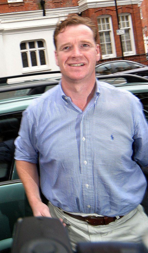 James Hewitt on kieltänyt olevansa Harryn isä.