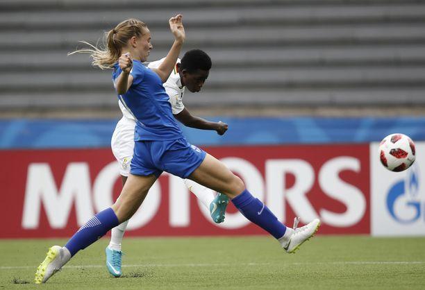 Suomi on kärsinyt MM-kisoissa tappiot Uudelle-Seelannille ja Ghanalle.