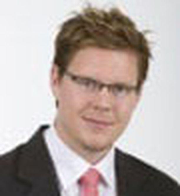Antti Lindtman nousee valtuuston johtoon vain 26-vuotiaana.