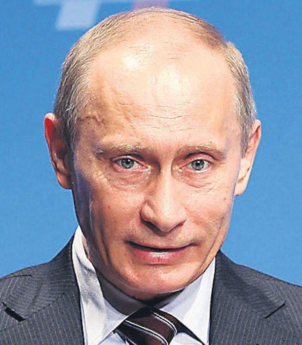 Pääministeri Vladimir Putin pistäytyi Helsingissä keskustellen niin talouspulmista kuin Anton-pojasta.