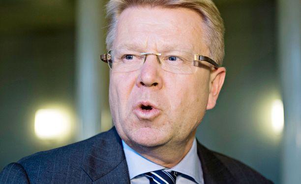 Jyri Häkämies on pehmentänyt tupo-kantaa Etelärannassa. Dogmaattisuudesta kannattaisi luopua myös Hakaniemessä ja Siltasaarella.