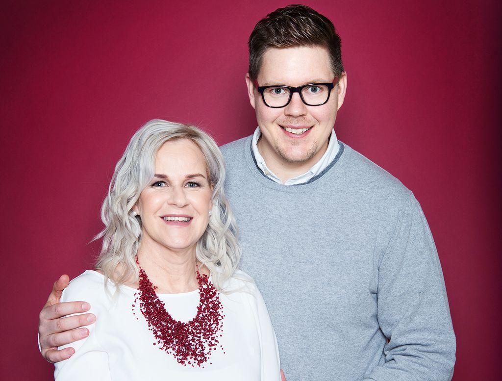 Tänään tv:ssä: Kaija Stormbom sai 54-vuotiaana lapsen kansanedustaja Antti Lindtmanin kanssa - Lääkäri kannusti yrittämään