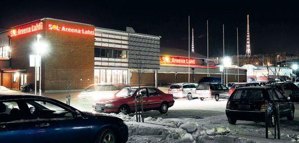 OTTELU Kiistelty peli pelattiin sunnuntai-iltana Lahden SOL-areenassa.